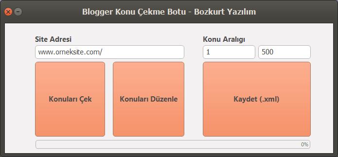 blogger botu